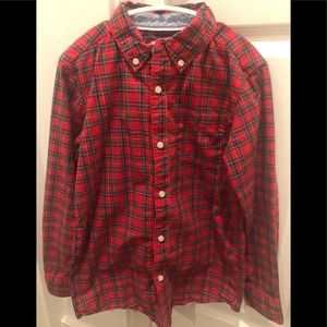 Carters Button-Up